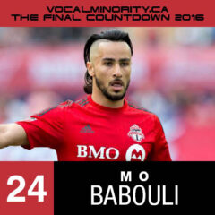 VMP 2016 Final Countdown #24: Mo Babouli