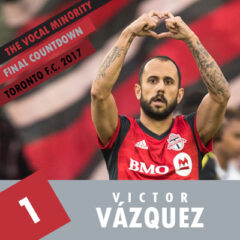 VMP Final Countdown 2017: Number 1 – Victor Vazquez