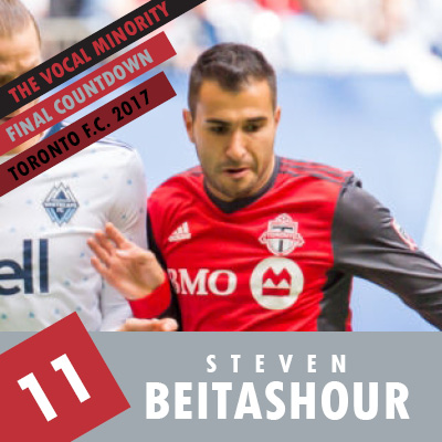 VMP Final Countdown 2017: Number 11 – Steven Beitashour