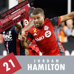 VMP Final Countdown 2017: Number 21 – Jordan Hamilton