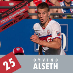 VMP Final Countdown 2017: Number 25 – Oyvind Alseth