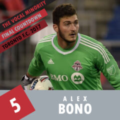 VMP Final Countdown 2017: Number 5 – Alex Bono