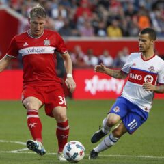 Toronto FC vs Chicago Fire: Can TFC Build Off A VCup Win?