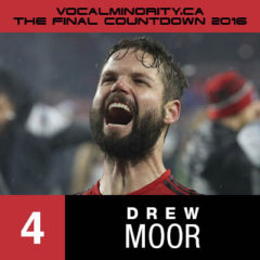 VMP 2016 Final Countdown #4: Drew Moor