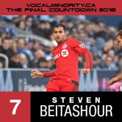 VMP 2016 Final Countdown #7: Steven Beitashour