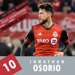 VMP Final Countdown 2017: Number 10 – Jonathan Osorio