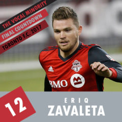 VMP Final Countdown 2017: Number 12 – Eriq Zavaleta