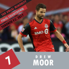 VMP Final Countdown 2017: Number 7 – Drew Moor