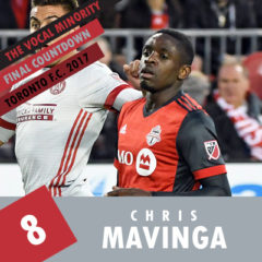 VMP Final Countdown 2017: Number 8 – Chris Mavinga