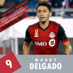 VMP Final Countdown 2017: Number 9 – Marky Delgado