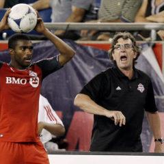Toronto FC vs New England Revolution: Home Opener!