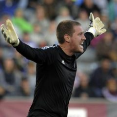 He's A Keeper!  Toronto FC Sign Clint Irwin From The Colorado Rapids
