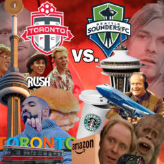 Toronto FC vs Seattle Sounders: A Visual Guide