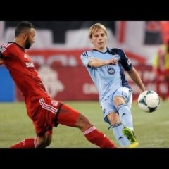 Toronto FC vs Sporting KC: Home Opener Time! Can The Reds Beat The Sporks For The First Time In Four Years?