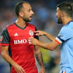 Toronto FC v New York City FC: They're ba-aaack.