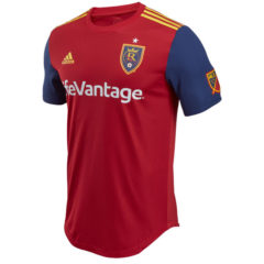 Kit Nerd Corner : Real Salt Lake home, Columbus away, San Jose away